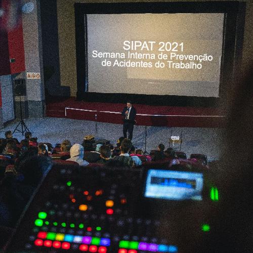 Palestras Dinâmicas para SIPAT
